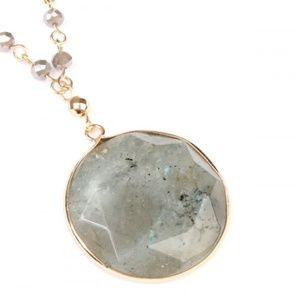Longline Pendant Necklace